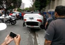 Rua dos Pinheiros Ocorrência