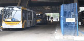 Parque Boa Esperança Terminal São Mateus SPTrans