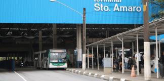 Postos de atendimento Terminal Santo Amaro Zona Sul