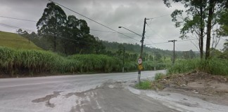 Trecho Estrada de Perus