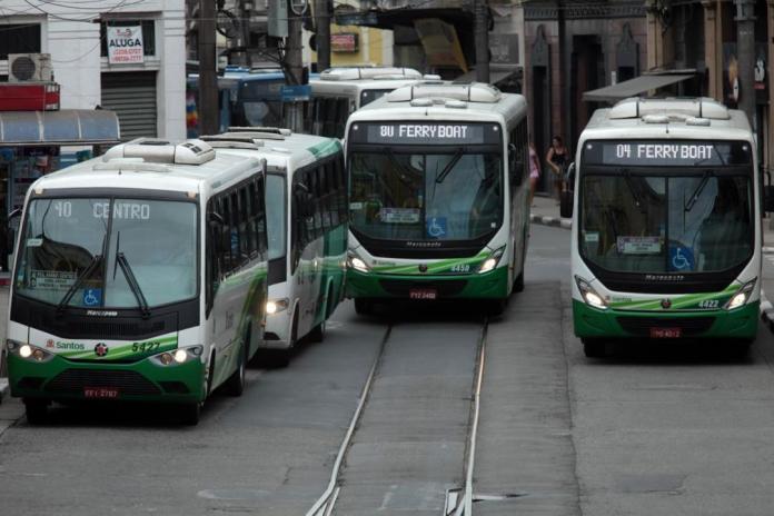 Tarifa de Ônibus em Santos Litoral