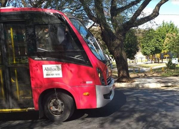 Linha 2715 Vila Sílvia Ônibus