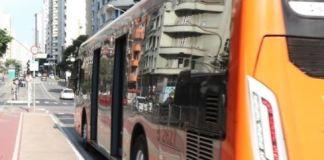 Linha de ônibus Pinheiros Imirim