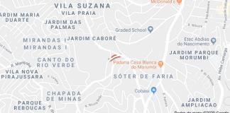 Rua Cherpitel Vila Andrade