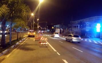 Semáforos em Guarulhos