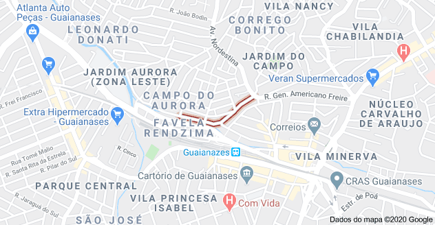 Avenida Sansão Castelo Branco