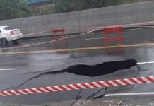 Cratera Avenida Guido Aliberti
