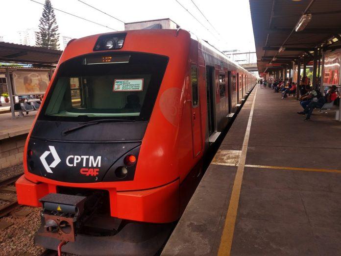 Estação Santo André Linha 10-Turquesa