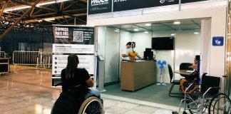 Pessoa com Deficiência Posto