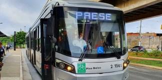 Ônibus Paese Linha 15-Prata