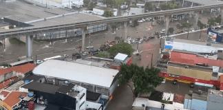 Pontos de alagamentos região Vila Prudente