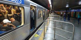 Greve do Metrô em março