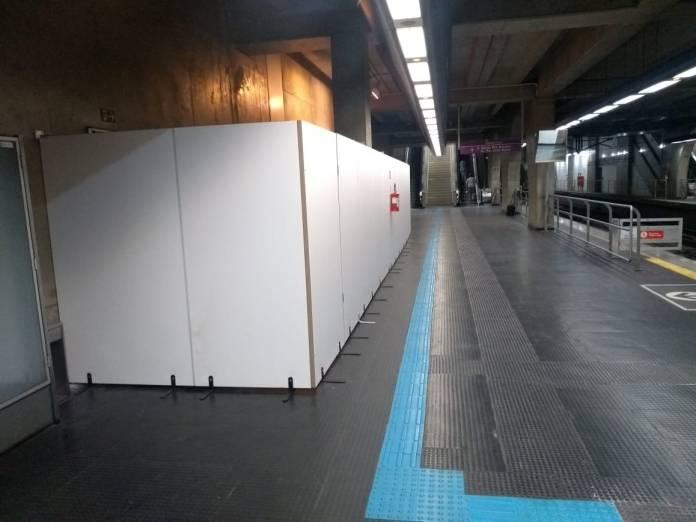 Estação Largo Treze Material