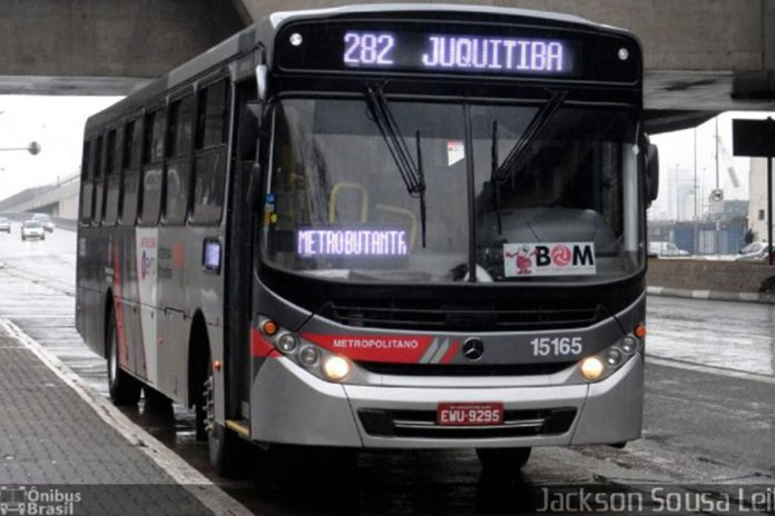 Linha 282 Juquitiba Tietê