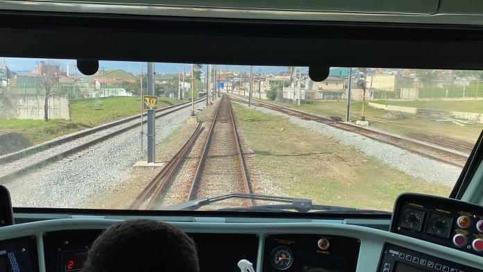Linha 12-Safira Trem