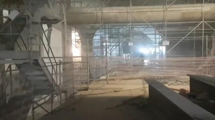 Plataforma Obras Vila Sônia