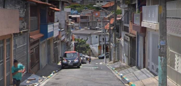 Rua Paraipaba