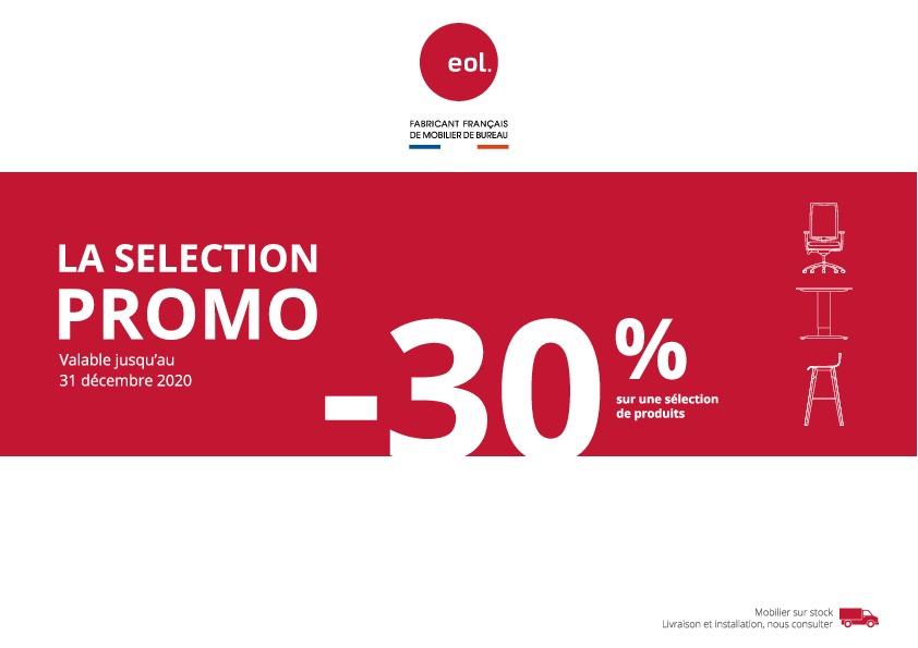 PROMOTION EOL valable du 1er Septembre au 31 Décembre 2020 – Mobilier De Bureau Alençon – Nicolas Simon