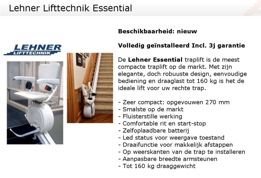 Lehner essential