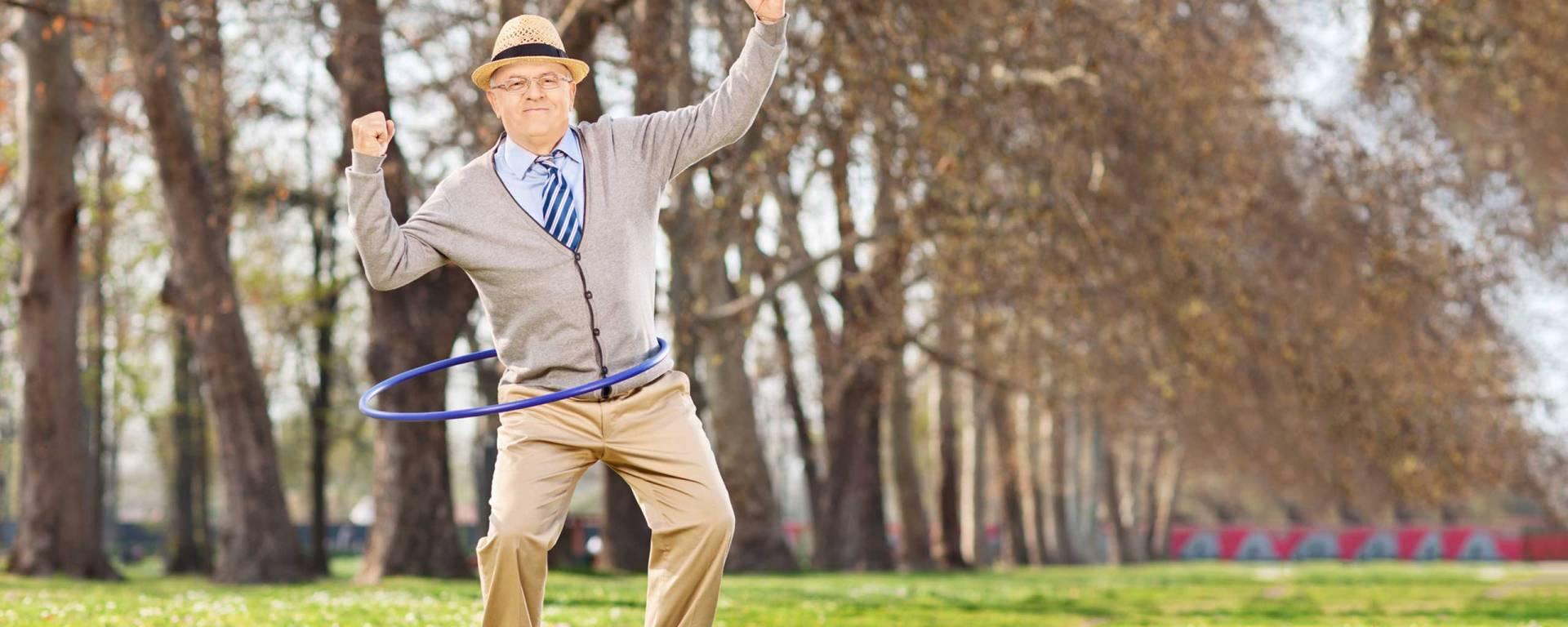 Waarom sporten en bewegen goed is voor ouderen | De oplossing als uw trap  een obstakel wordt.