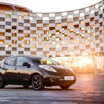 Nissan LEAF Black Edition arriva in Italia