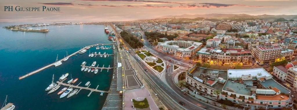 Messina dall'alto - PH Giuseppe Paone