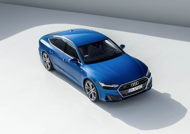 Audi A6, A7 e A8 MHEV (mild hybrid 48V)