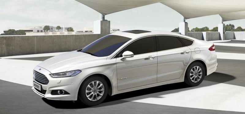 Ford Mondeo Hybrid (full hybrid)