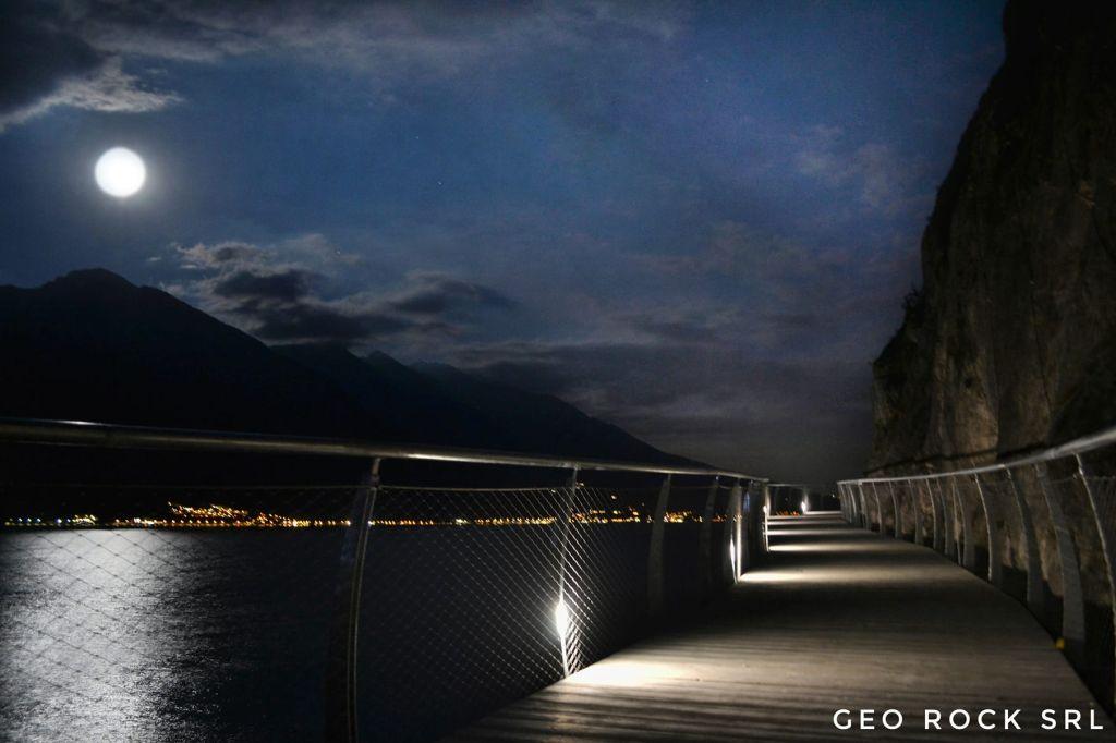 Pista ciclabile Lago di Garda apertura e percorso