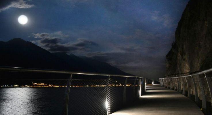 Pista ciclabile del Lago di Garda: apertura e percorso