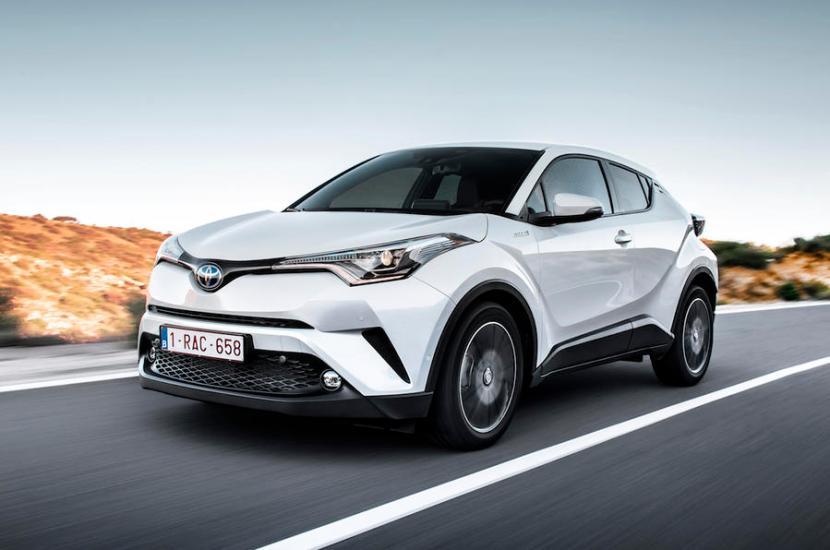Toyota C-HR Hybrid (full-hybrid)