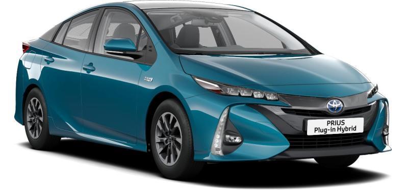 Toyota Prius (full-hybrid o ibrida plug-in)