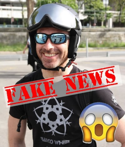 Ranco Wheel, fake news ?
