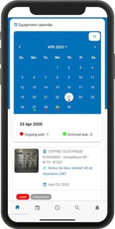 maintenance calendar-cmms