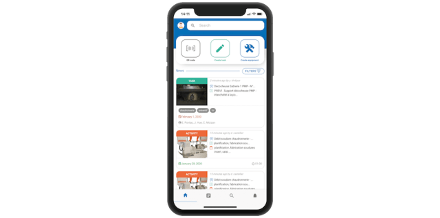 mobile cmms community