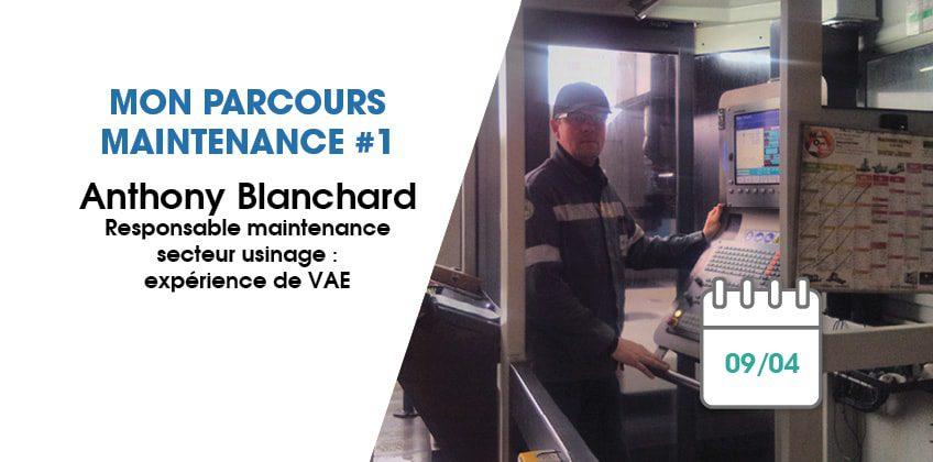 Responsable de mantenimiento taller mecanizado: testimonio