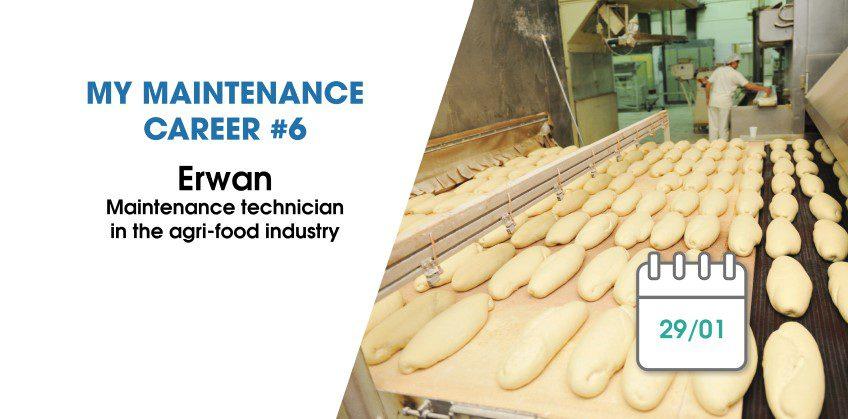 My maintenance career #6: the agri-food industry