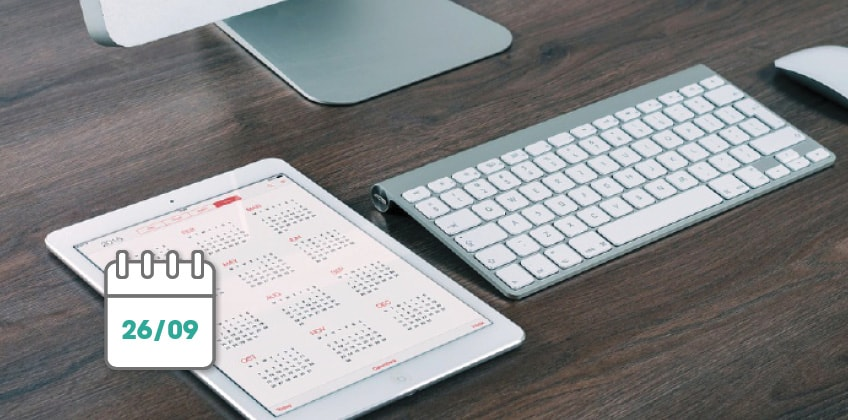 CMMS updates: my work day and calendar for team management