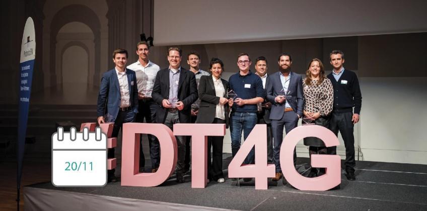 Mobility Work récompensé au salon DeepTech4Good de Stuttgart