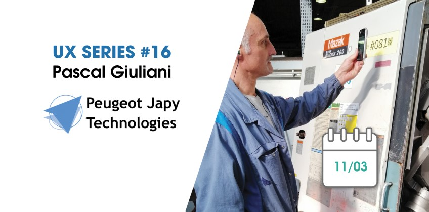 CMMS: Mobility Work at Peugeot Japy Technologies