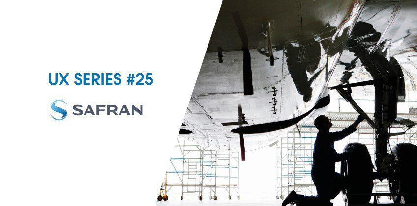 UX Series 25 : Mobility Work chez Safran