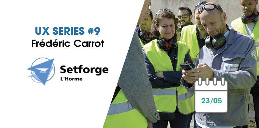 Asset Management Software: Mobility Work at Setforge L'Horme