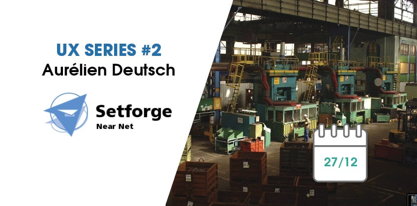 CMMS Software : Setforge Near Net Has Adopted Mobility Work