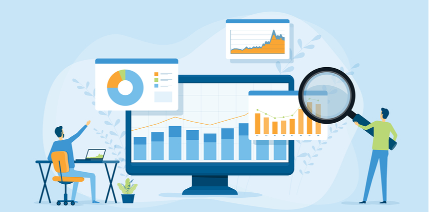 Customize the analysis of your maintenance data