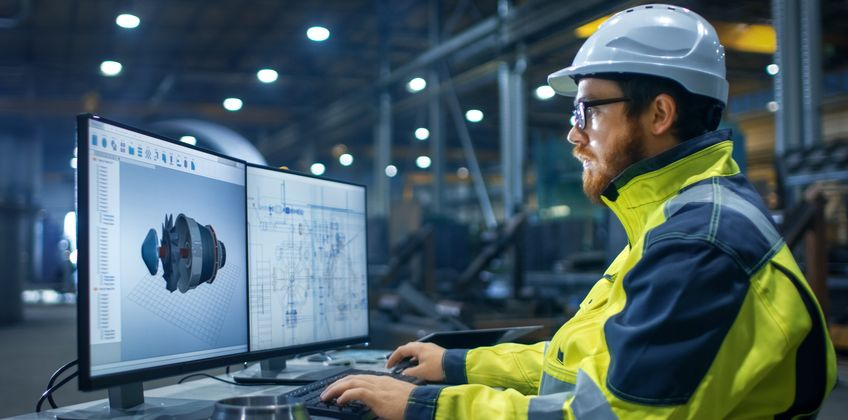 The benefits of a CMMS software for the metallurgical industry