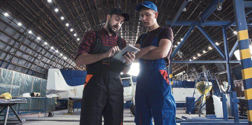 Maintenance et aéronautique : préparer la reprise grâce à une GMAO moderne