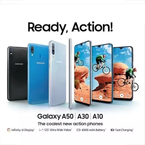 Samsung Galaxy A series