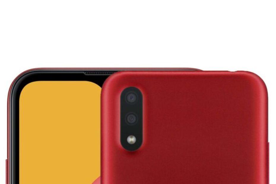 Samsung Galaxy A01 price in Nigeria