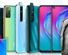 tecno camon 15 series - Camon 15 and Camon 15 Pro