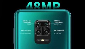redmi note 9s 48mp camera